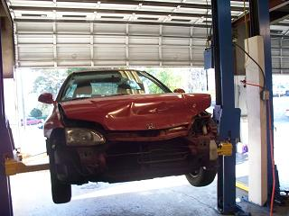 We do Auto Body Repair in Lynchburg, VA. - Bumper Covers - Fenders, Headlights